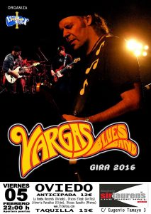 Vargas Blues Band - Oviedo
