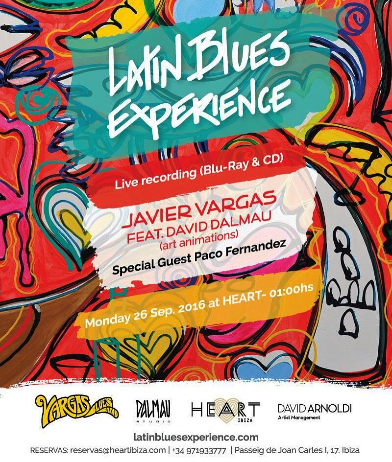 Latin Blues Experience