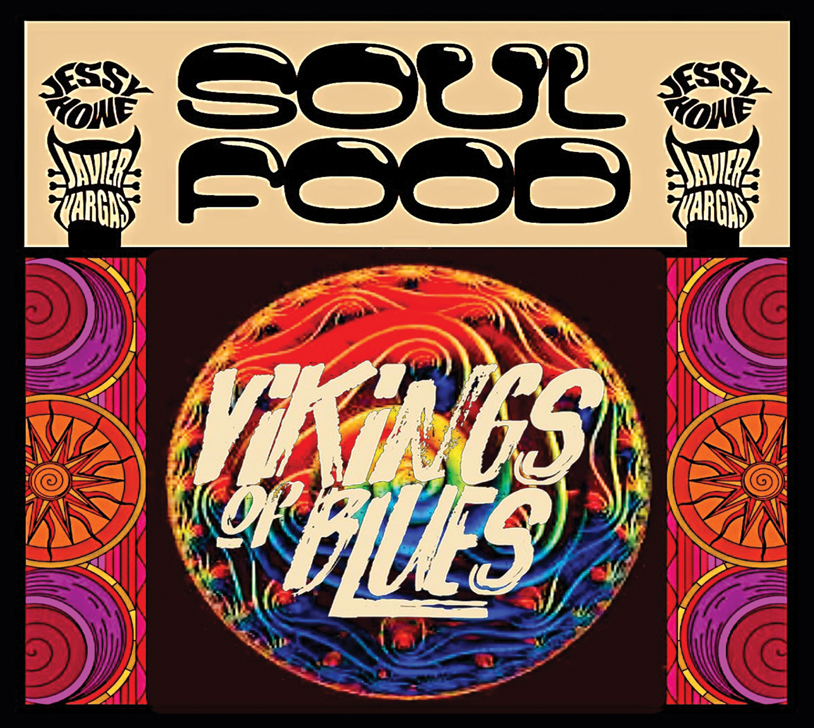 Vikings of Blues-Soul Food