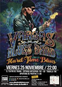 Vargas Blues Band-Triana