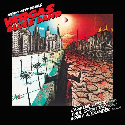 VARGAS BLUES BAND-HEAVY CITY BLUES