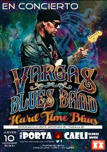 Valladolid-Vargas-Blues-Band