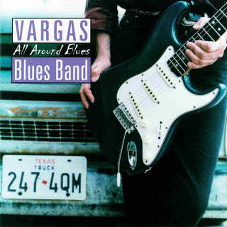 Vargas Blues Band - All Around Blues - Front