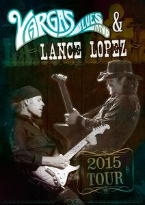 Vargas Blues Band & Lance Lopez-2015-Spain.